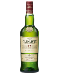 The Glenlivet 12 Year Single Malt 750ml