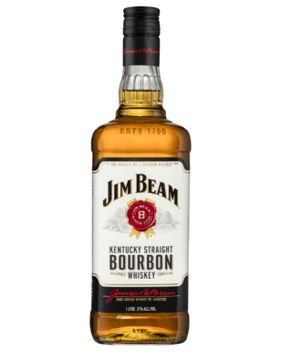 Jim Beam Bourbon 750ml