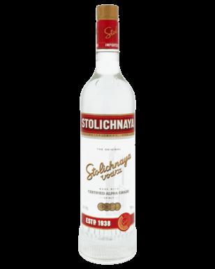 Stolichnaya Premium Vodka 700ml