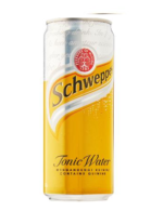 Schweppes Tonic Water 330ml Can