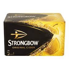 Strongbow Original Cider box