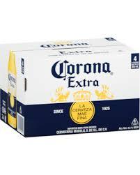 Corona Extra Beer Box