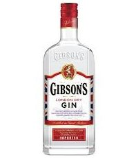 Gibson's London Dry Gin 700ml