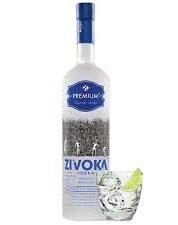 Zivoka Vodka 750ML