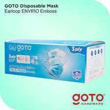 Enviro Face Mask 50 pack