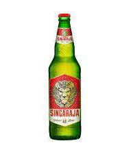 Singaraja Pilsner 330mL Bottle