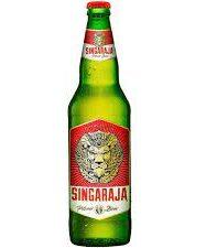 Singaraja Pilsner Large Bottle 660ml
